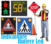 Indicatoare Rutiere Luminoase LED header magazin online