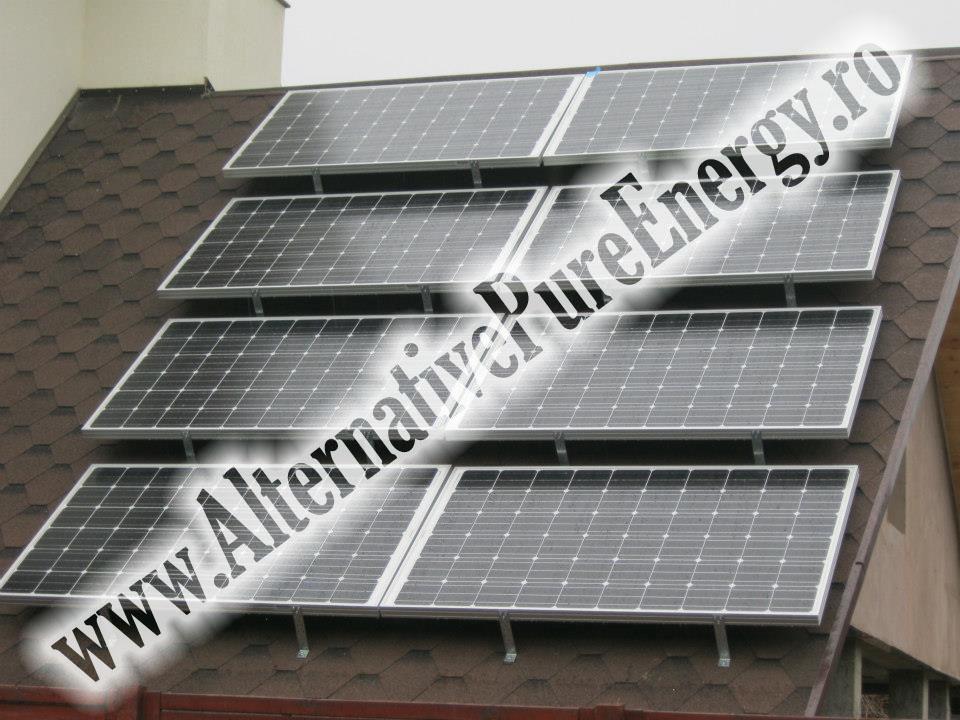 3 Sistem Fotovoltaic On-Grid cu Livrare in Retea