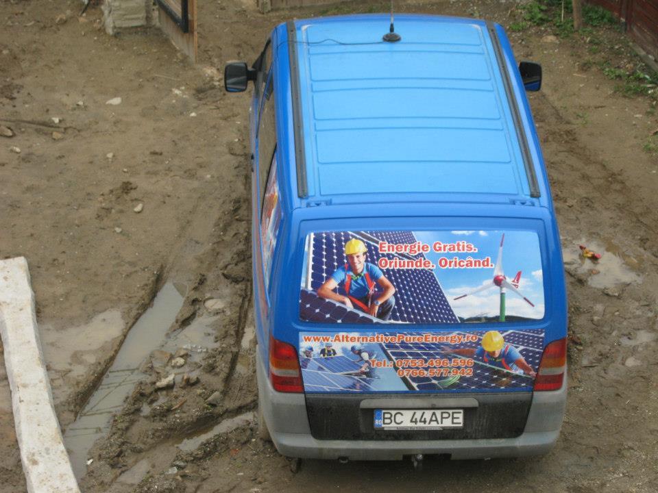 7 Sistem Fotovoltaic On-Grid cu Livrare in Retea