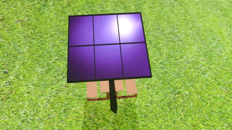 Copac Solar Pure Energy 3