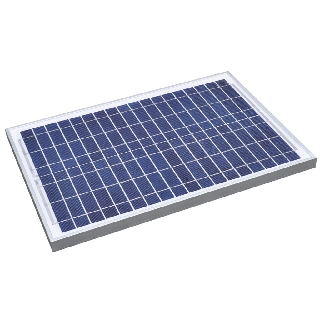 Panou Fotovoltaic  Solar Panel 20w www.AlternativePureEnergy.ro