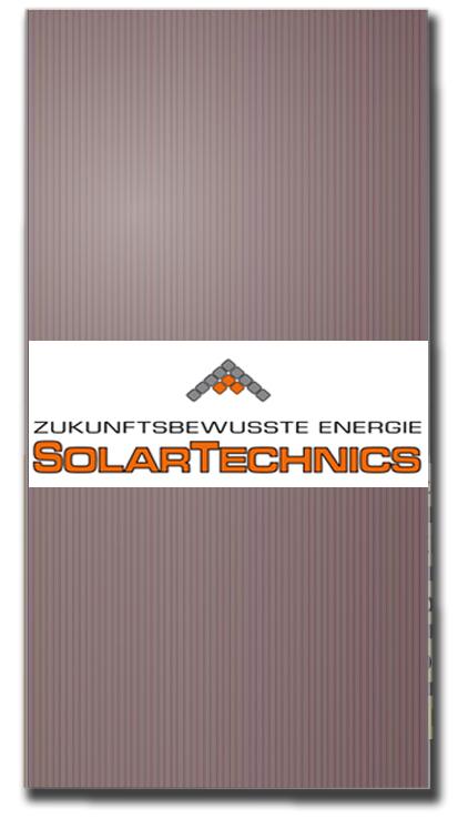 Panou Fotovoltaic Solar SolarTechnics Thin Film