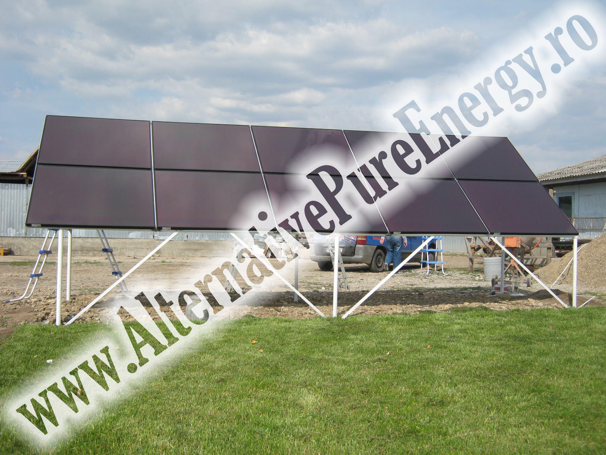 Sistem Fotovoltaic – Fermã Animale-01