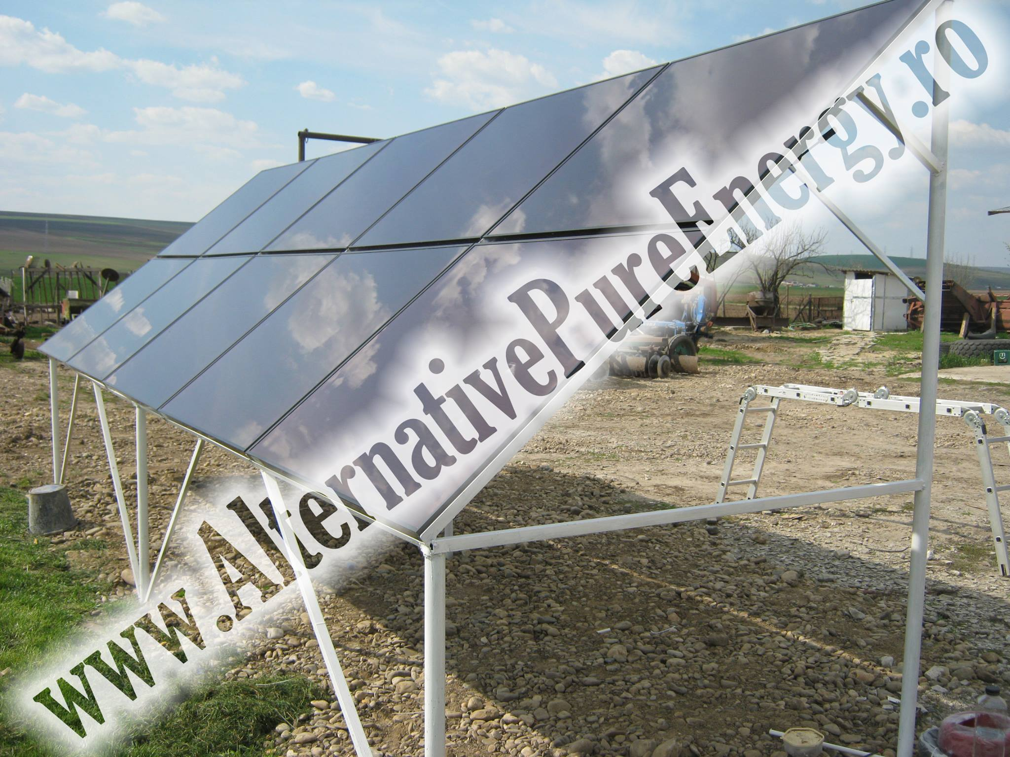 Sistem Fotovoltaic – Fermã Animale-02