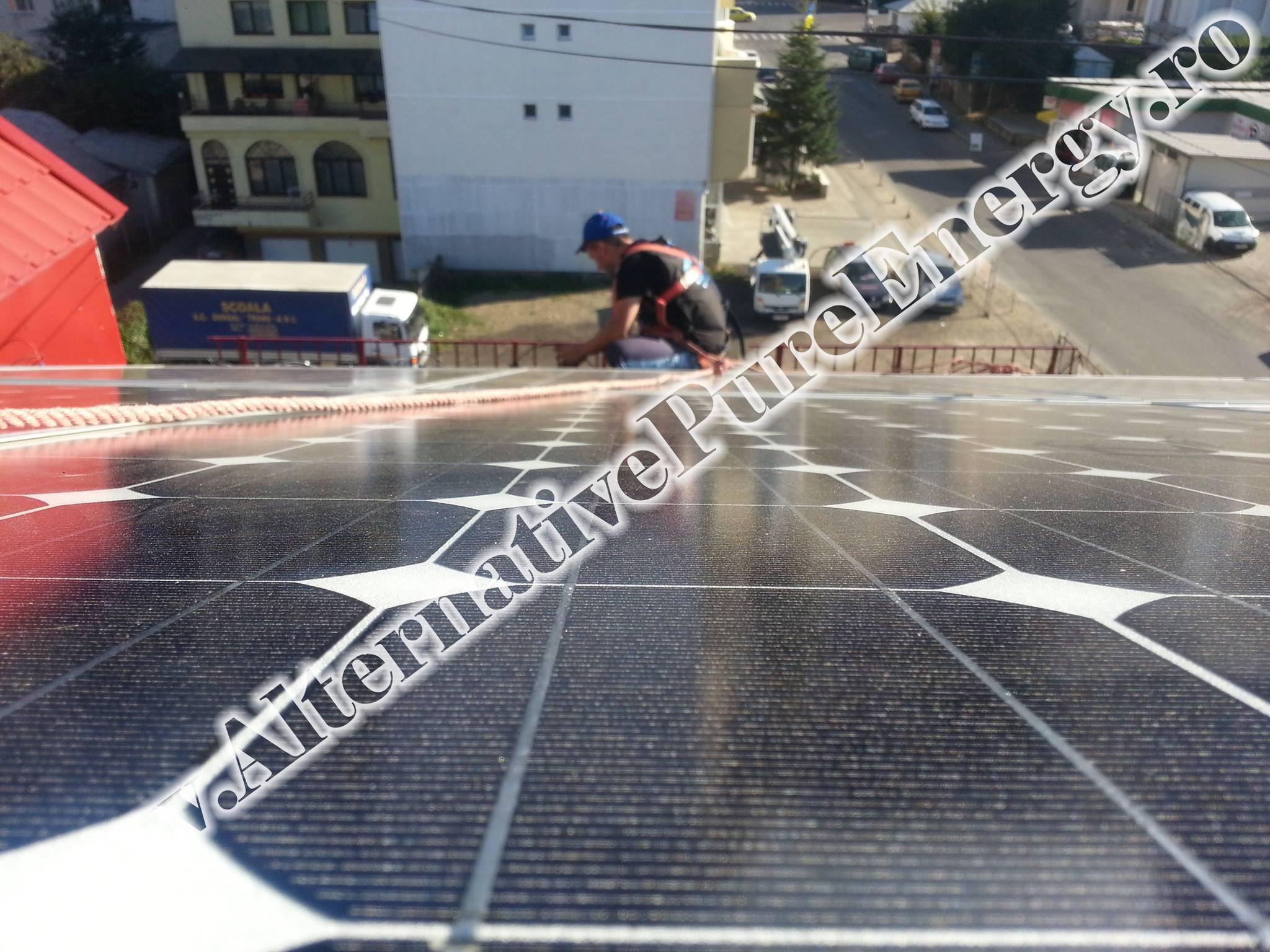 "Sistem Fotovoltaic On-Grid ""Sediu de Birouri""-04"