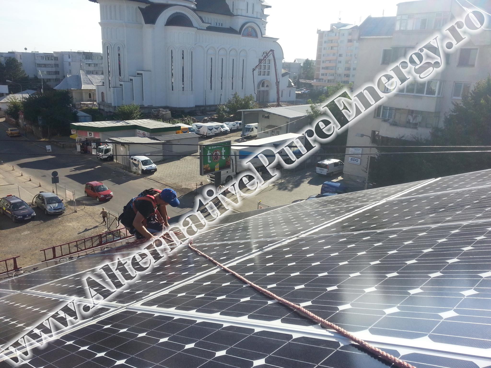 "Sistem Fotovoltaic On-Grid ""Sediu de Birouri""-06"
