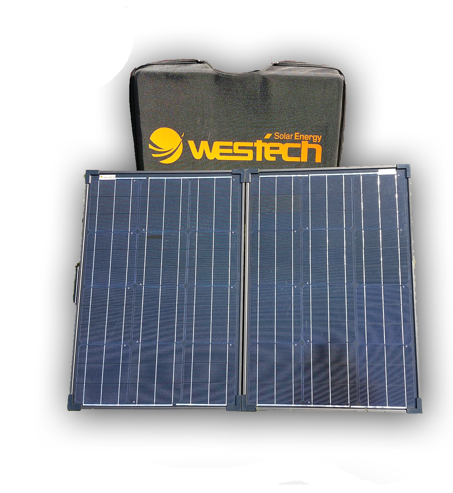 Valiza Solara Camping KrafTech 100w - Alternative Pure Energy