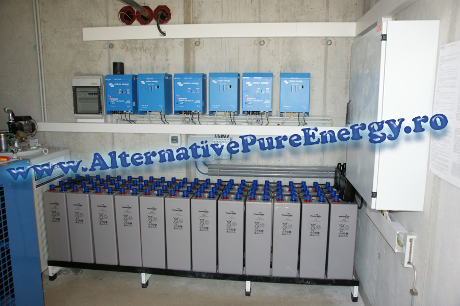 Sisteme UPS Backup Industriale - Alternative Pure Energy