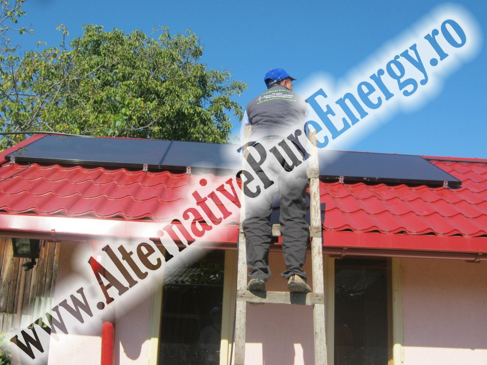 www.AlternativePureEnergy.ro Sistem Fotovoltaic Casa Rezidentiala Bacau 2