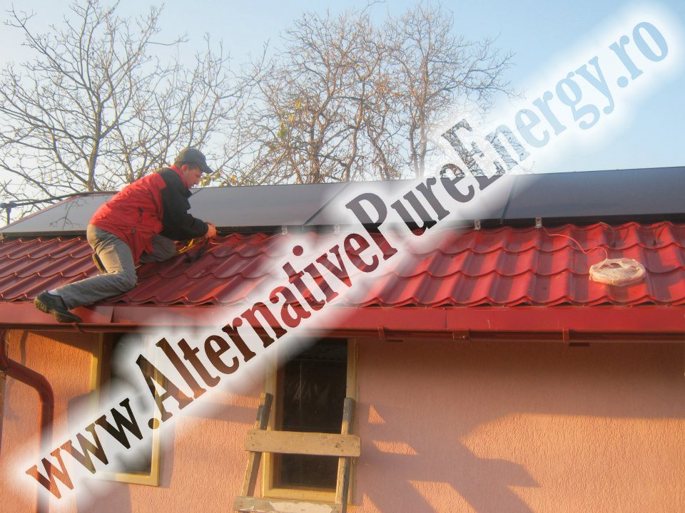 www.AlternativePureEnergy.ro Sistem Fotovoltaic Casa Rezidentiala Bacau 4