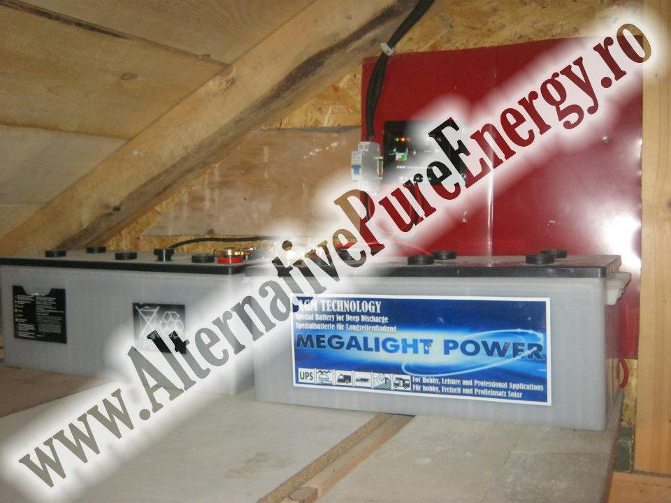 www.AlternativePureEnergy.ro Sistem Fotovoltaic Casa Rezidentiala Bacau 7