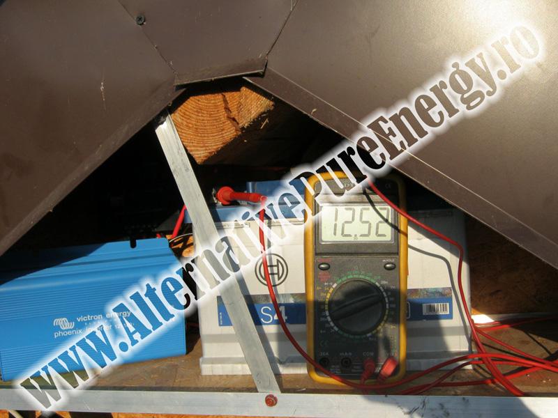 Sistem Fotovoltaic Iluminat Stradal, Garaj si Sistem de Alarma, poza 3 din 3
