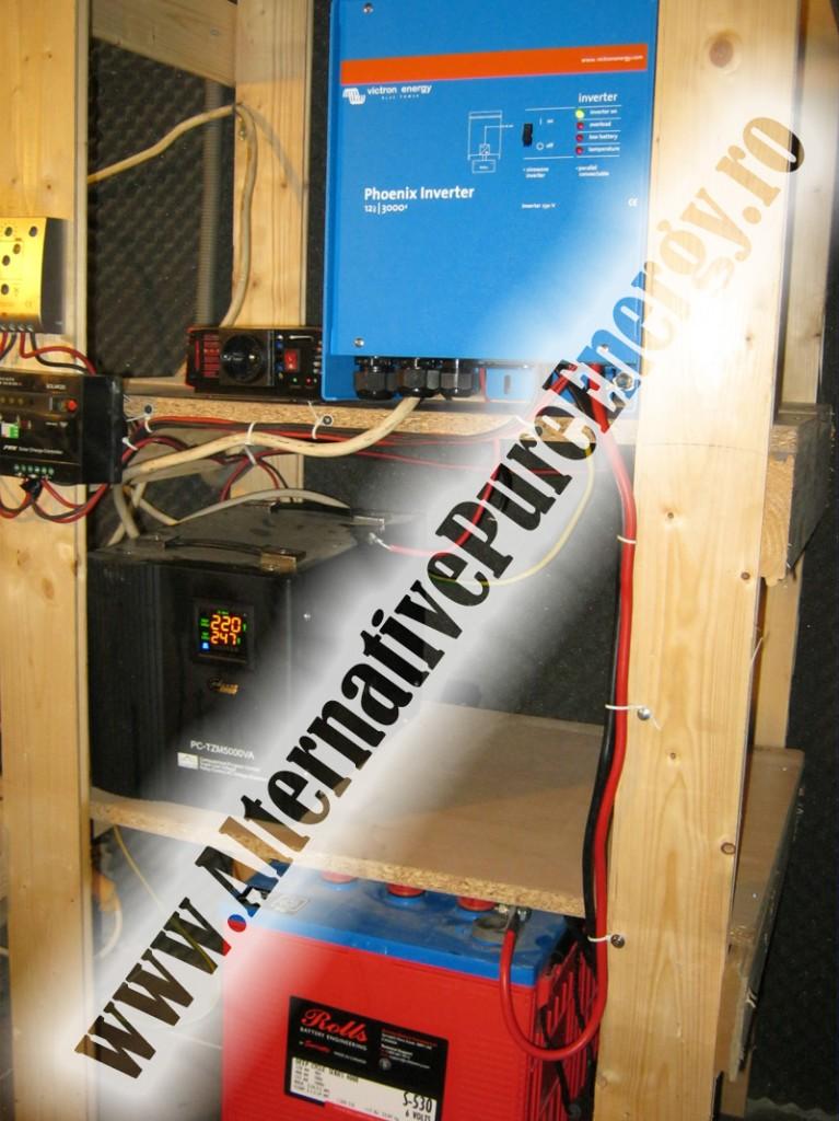 Instalare Sistem Off-Grid Panouri Fotovoltaice, poza 3 din 3