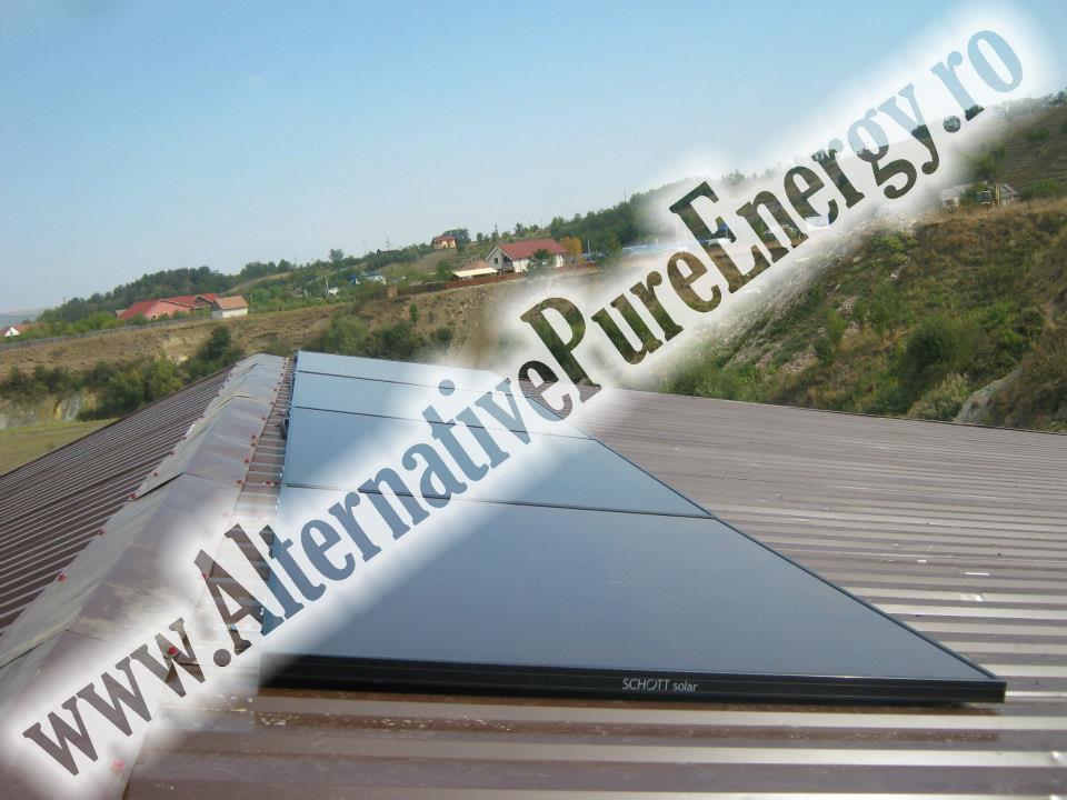 www.AlternativePureEnergy.ro Sistem Fotovoltaic - Service & Dezmembrari Auto 2