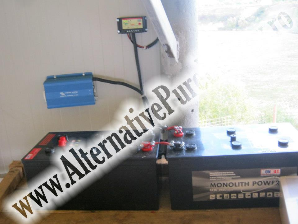 instalare Sistem fotovoltaic la un Service & Dezmembrari Auto, poza 2 din 3