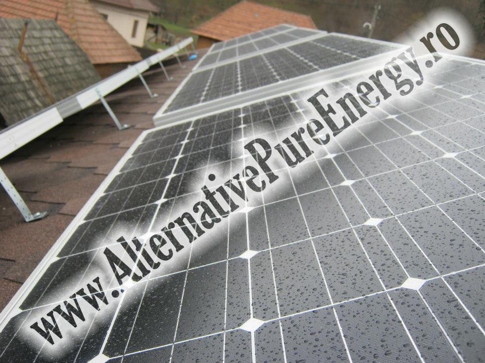 10 Sistem Fotovoltaic On-Grid cu Livrare in Retea