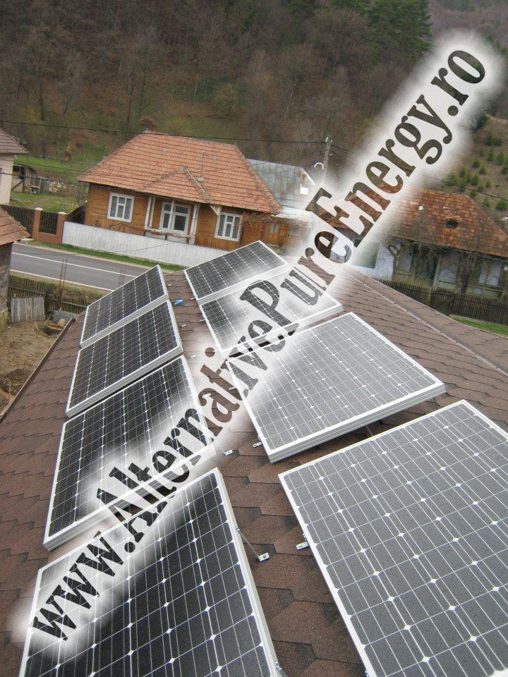 5 Sistem Fotovoltaic On-Grid cu Livrare in Retea