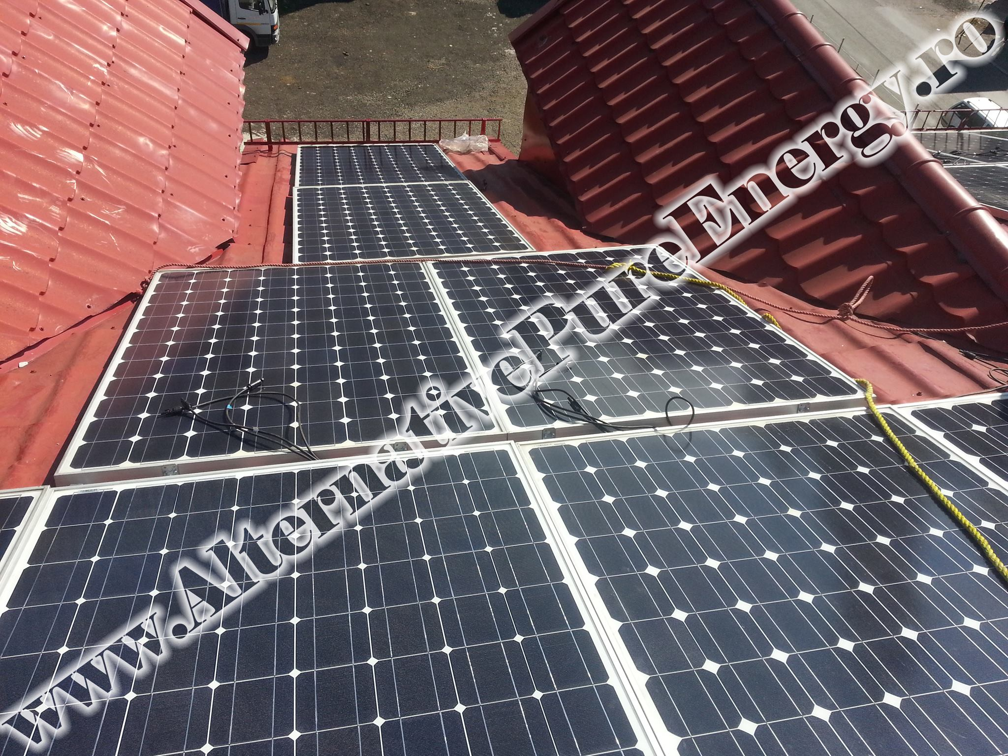 "Sistem Fotovoltaic On-Grid ""Sediu de Birouri""-01"