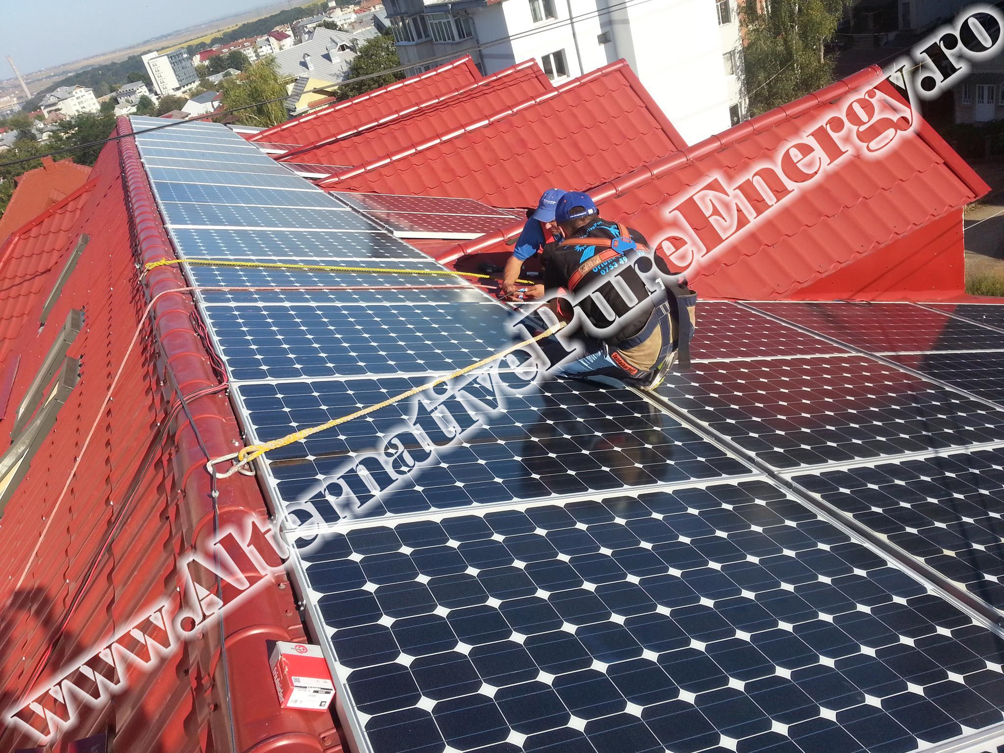"Sistem Fotovoltaic On-Grid ""Sediu de Birouri""-07"