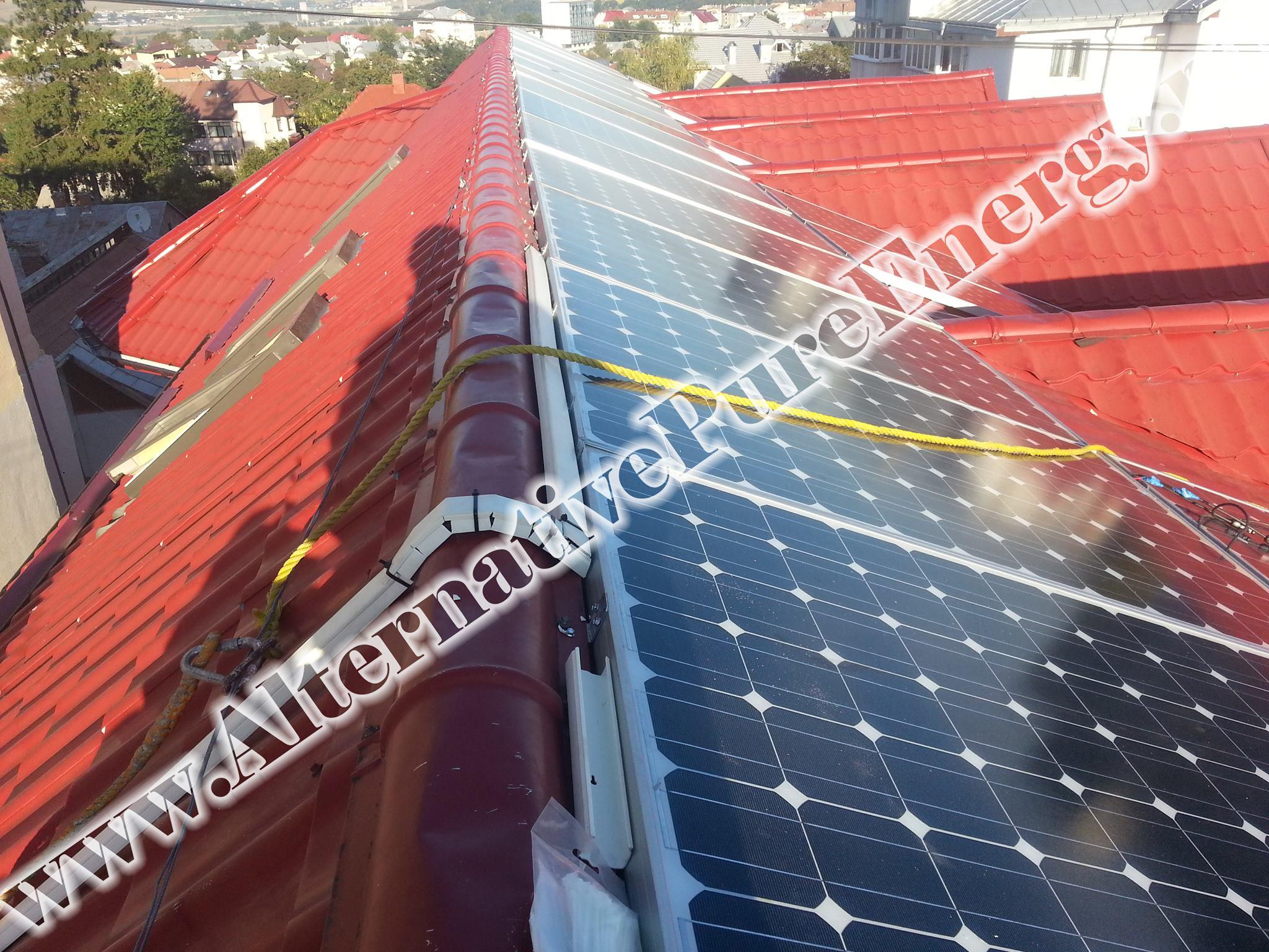 "Sistem Fotovoltaic On-Grid ""Sediu de Birouri""-08"