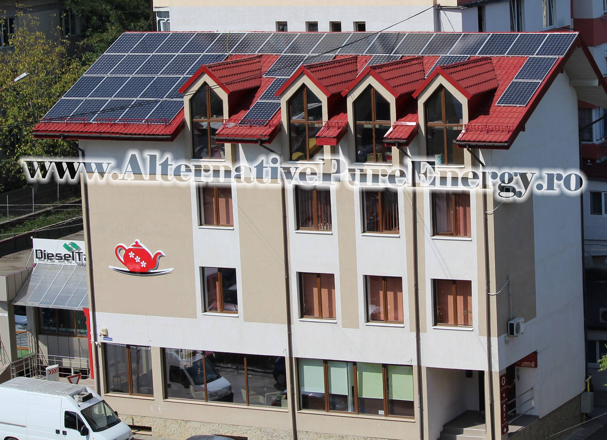 "Sistem Fotovoltaic On-Grid ""Sediu de Birouri""-13"