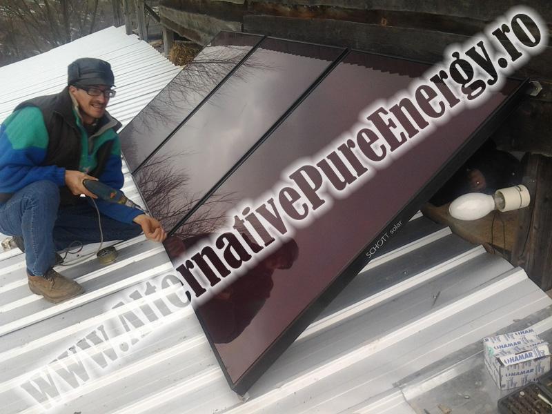 Instalare Sistem Off-Grid Panouri Fotovoltaice, poza 1 din 3