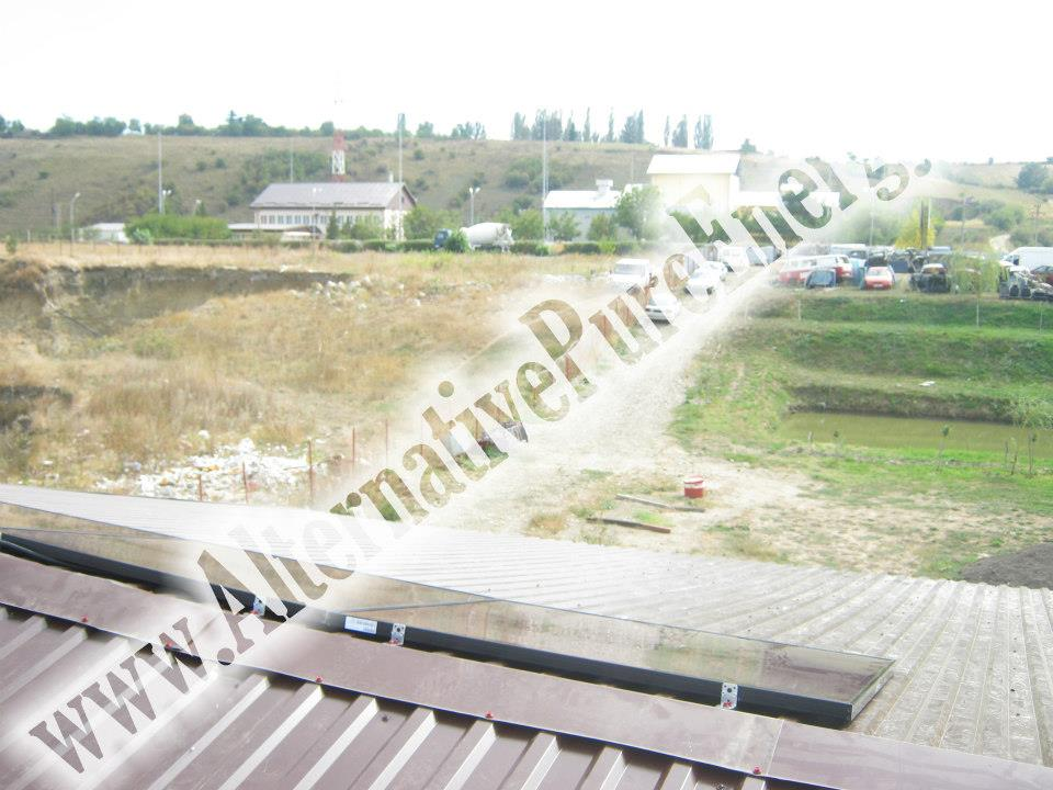 www.AlternativePureEnergy.ro Sistem Fotovoltaic - Service & Dezmembrari Auto 4