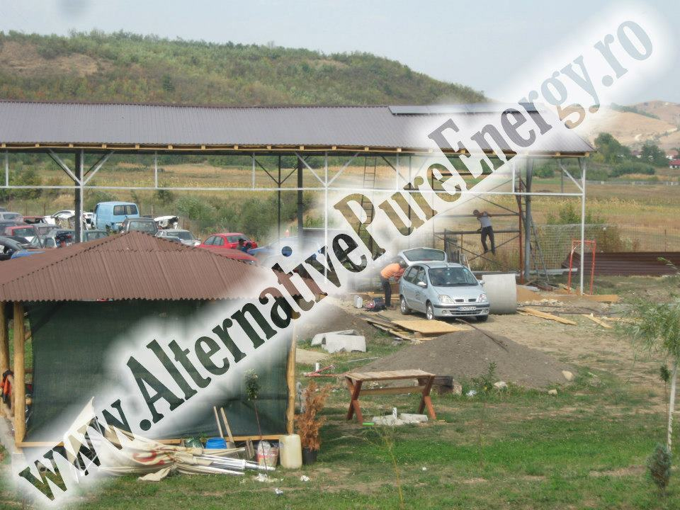 www.AlternativePureEnergy.ro Sistem Fotovoltaic - Service & Dezmembrari Auto 5