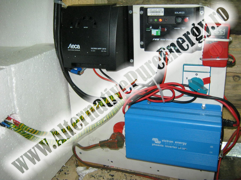 instalare Kit fotovoltaic intr-o Rulotã, poza 3 din 3